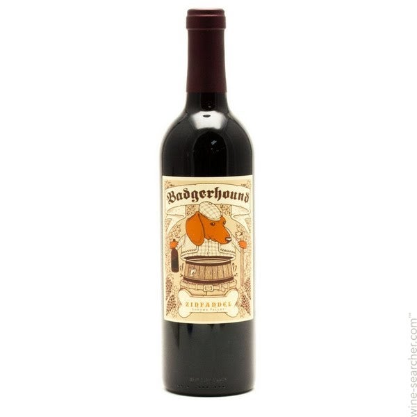 Product Image for Badgerhound Zinfandel